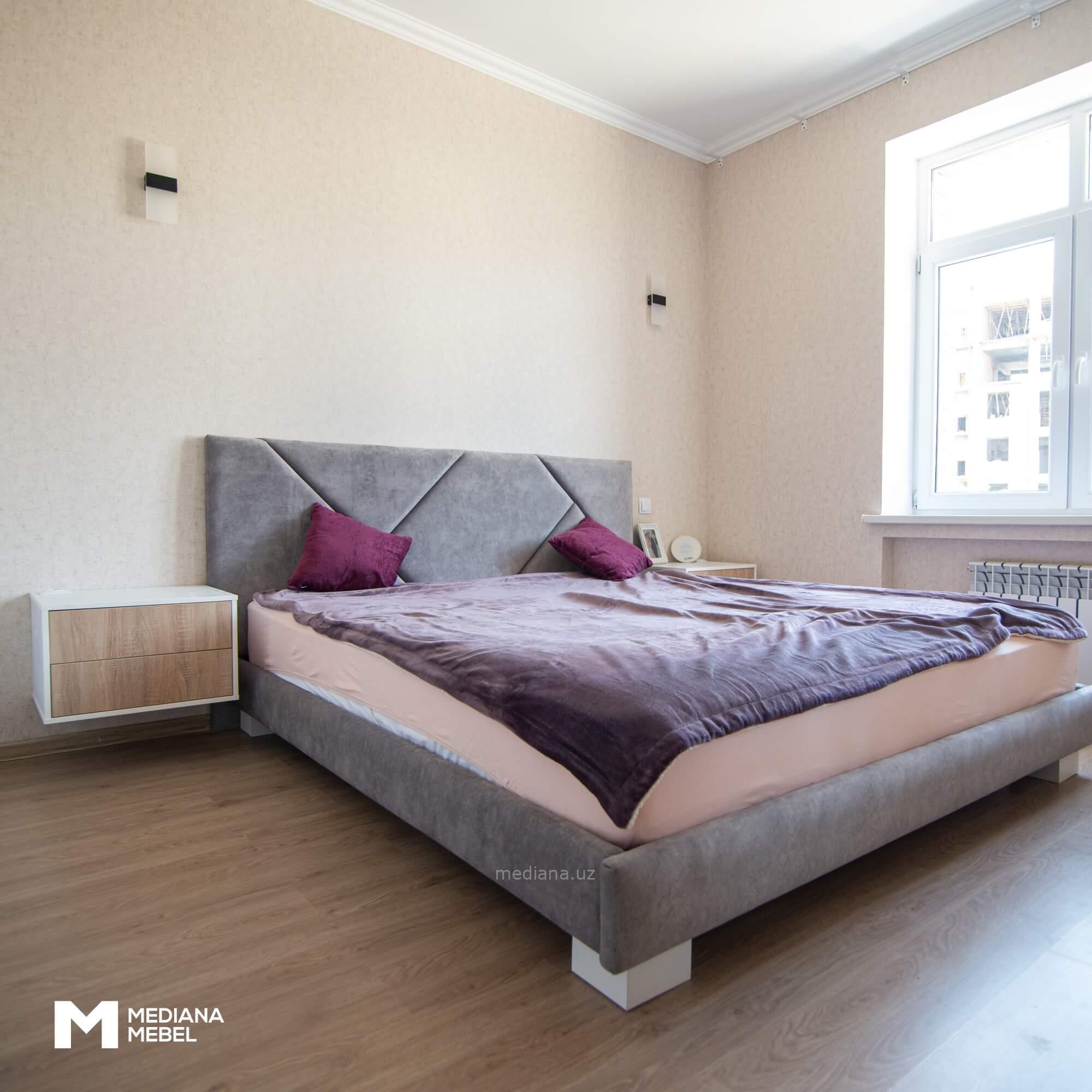 Спальный гарнитур - мебель на заказ в Ташкенте